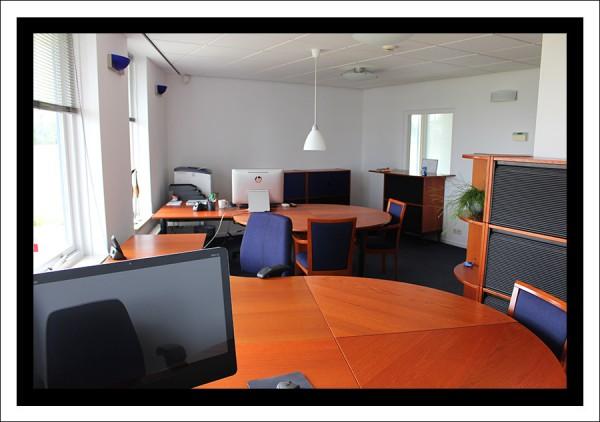 Totaalblik kantoor
