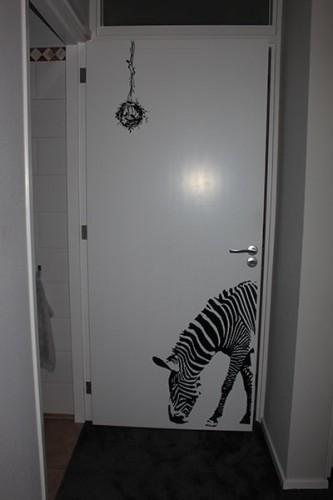 Totaal-wc-deur