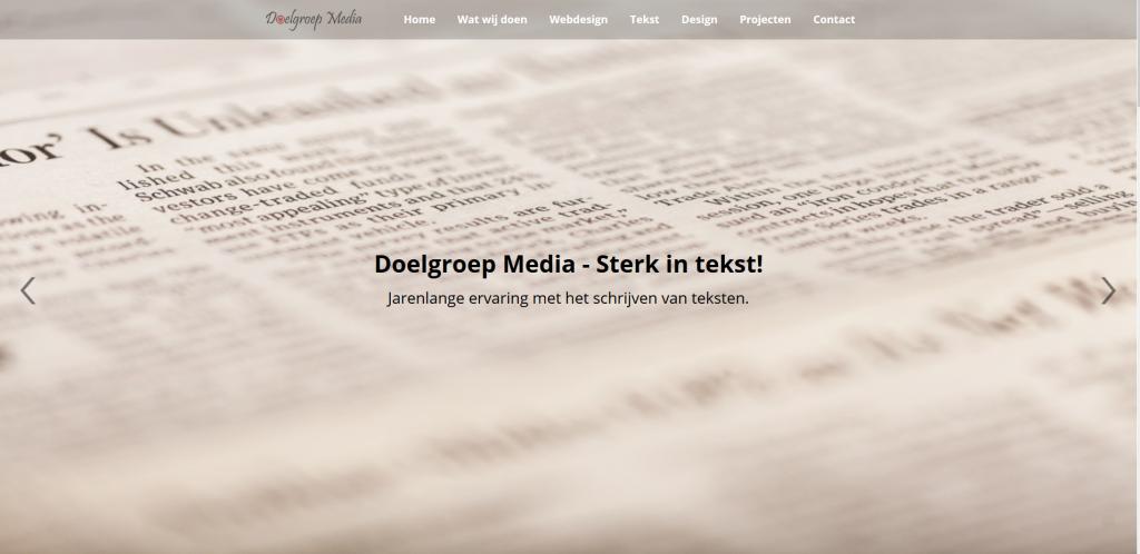 Doelgroep Media