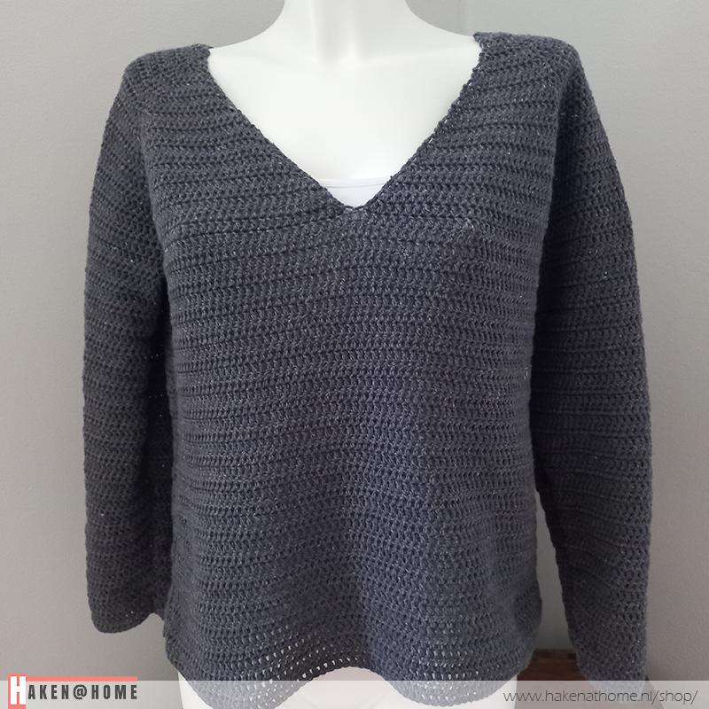 Nieuwe trui klaar!